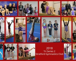 2018 Tri Series 2 Stratford Gymnastics Club